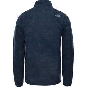 The North Face M's Ambition Jacket Urban Navy Digicamo Print